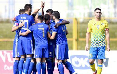 Lokomotiva u Zaprešiću pobijedila Inter (Foto: Josip Regović/PIXSELL)