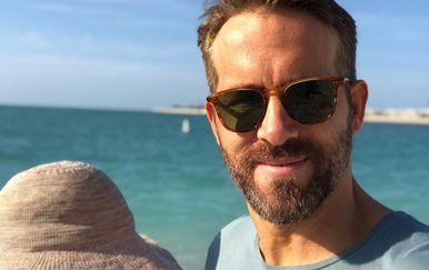 Blake Lively i Ryan Reynolds (Foto: Instagram) - 1