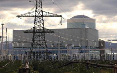 Nuklearna elektrana Krško (Foto: Davor Puklavec/PIXSELL)