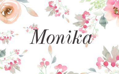 Monike slave imendan 27. kolovoza