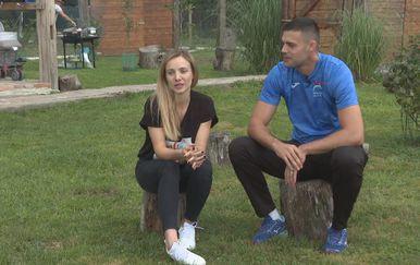 Anton i Katja Đok (Foto: IN Magazin)