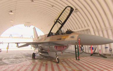 Borbeni avion F16 (Foto: Dnevnik.hr)