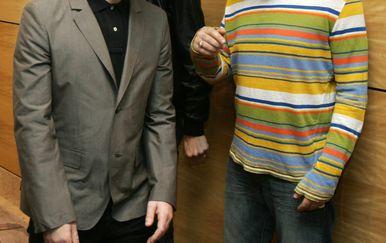 Liam i Noel Gallagher (Foto: AFP)