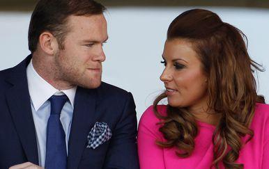 Wayne i Coleen Rooney (Foto: Getty Images)