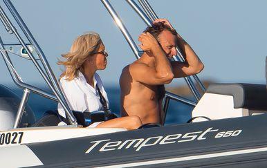 Emmanuel i Brigitte Macron (Foto: Profimedia)