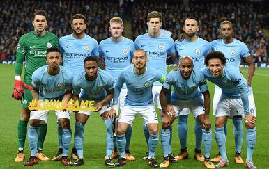 Manchester City (Foto: AFP)