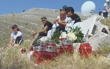 Obljetnica smrti vatrogasaca (Foto: Dnevnik.hr)