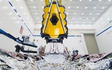 James Webb Space Telescope ili Webbov teleskop