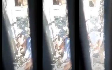 Zlostavljanje životinja kod Daruvara