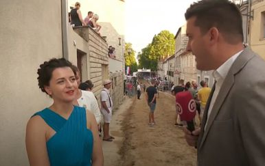 Monika Zorica i Domagoj Mikić - 1