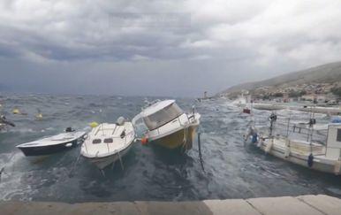 Nevrijeme u Hrvatskoj - 1