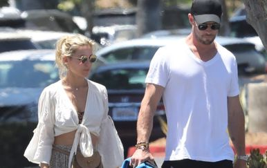 Elsa Pataky i Chris Hemsworth