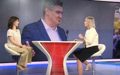 Dalija Orešković i Sabina Tandara Knezović