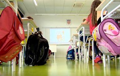 Učionica, ilustracija - 2