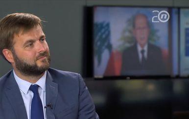 Tomislav Ćorić, ministar gospodarstva i održivog razvoja