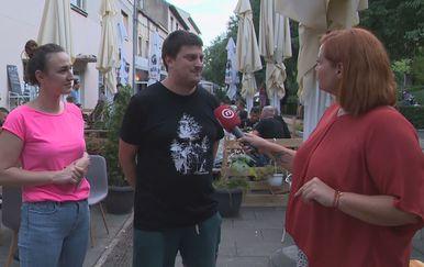 Milica Šostar, Igor Šostar i Sanja Jurišić