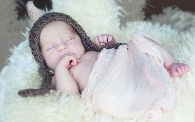 Novorođeni dječak