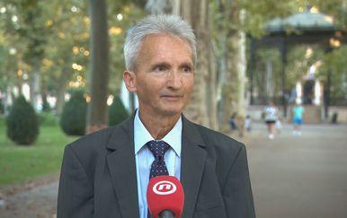 Krešo Pandžić, klimatolog