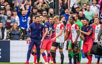 Atletico Madrid - Feyenoord