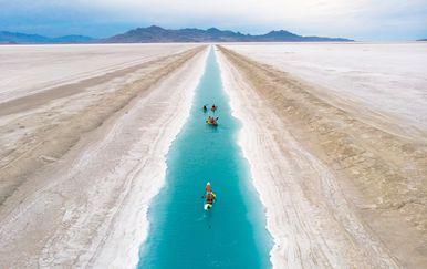 Plavi kanal, Utah - 2