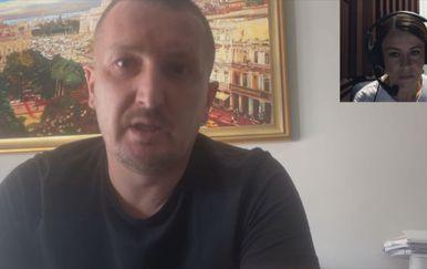 Josip Grubeša, ministar pravde BiH