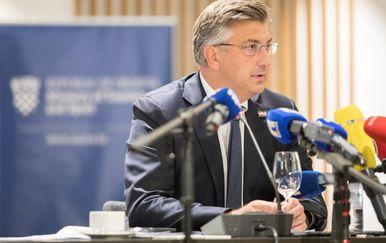 Andrej Plenković u Opatiji