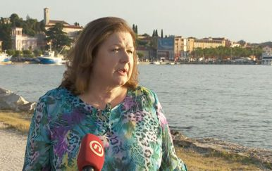 Odette Sapač, direktorica TZ Rovinj