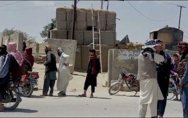 Talibani zauzimaju Afganistanske gradove - 6