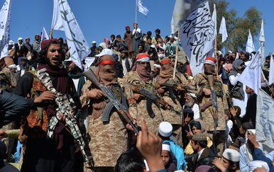Afganistanski militanti, ilustracija