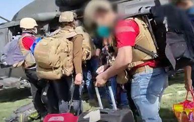 Hrvati u Kabulu čekaju evakuaciju - 2
