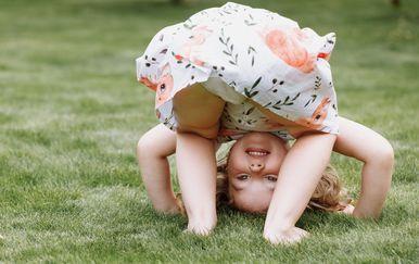 Ljeto je idealno doba za odvikavanje mališana od pelena