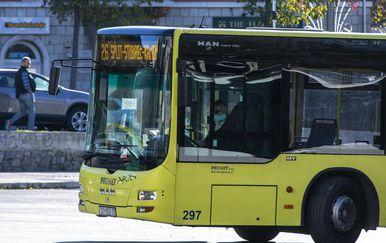 Javni gradski prijevoz u Splitu, ilustracija