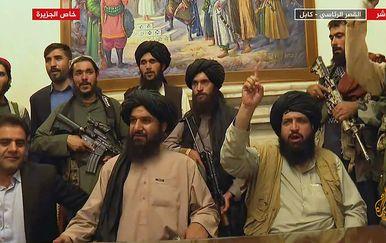Talibanski borci zauzeli predsjedničku palaču u Kabulu