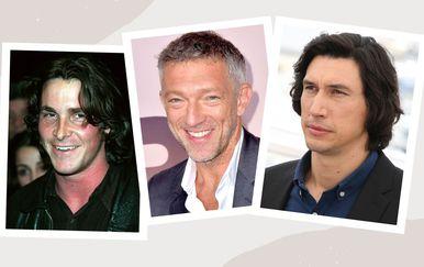 Christian Bale, Vincent Cassel i Adam Driver