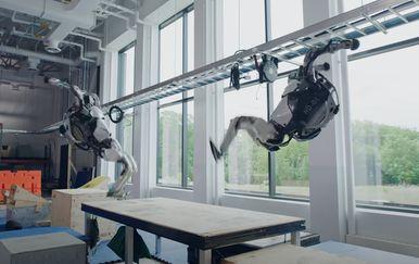 Roboti Atlas u akciji