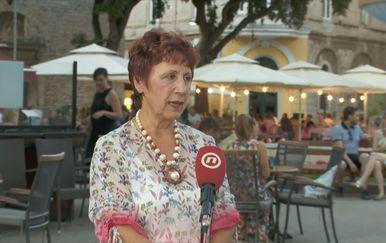 Marina Cvitić, predsjednica Sindikata Istre, Kvarnera i Dalmacije