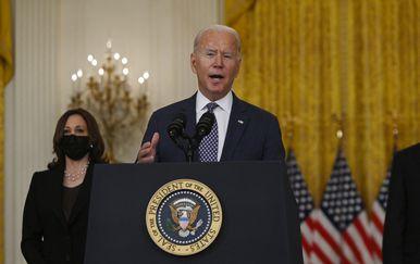 Joe Biden o situaciji u Afganistanu