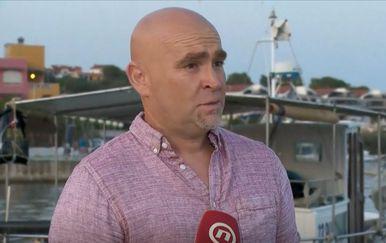 Kristijan Zović iz Ceha za ribarstvo i akvakulturu