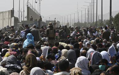 Nastavlja se kaos u Afganistanu