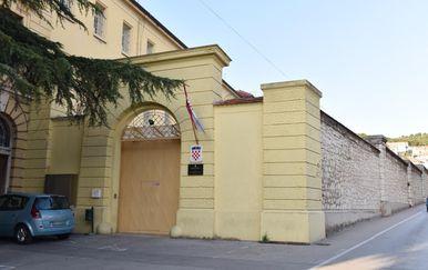Šibenski zatvor, ilustracija