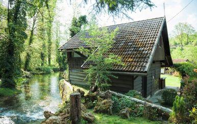 Drvena kućica na Rastokama - 1