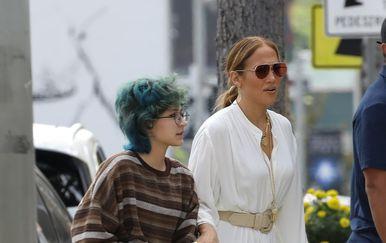 Jennifer Lopez i Emme Maribel Muniz