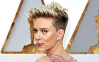 Scarlett Johansson na dodjeli Oscara 2017.