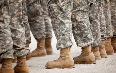 Američka vojska, ilustracija