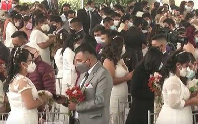 Masovno vjenčanje u Peruu - 2