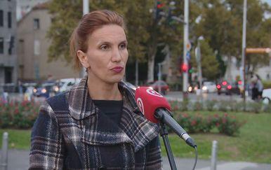 Ana Tuškan, glavna tajnica Sindikata hrvatskih učitelja