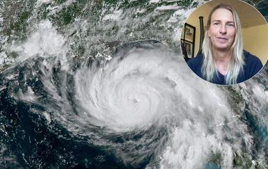 Željka Fuchs-Stone, uragan Ida
