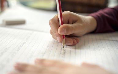 Pisanje testa