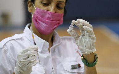 Izrael cijepljenje