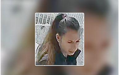 Riječka policija traži ženu s fotografije